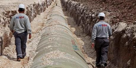 Diyarbakır Dicle-Kralkızı Part II Irrigation