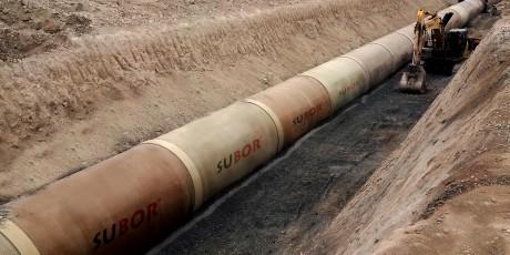 Büyük Çaplı Boru Üretimindeki Tecrübesiyle SUBOR, Konya OSB 5. Kısım Yağmur Suyu Hattı Projesi 'ne Boru Teminini Tamamladı