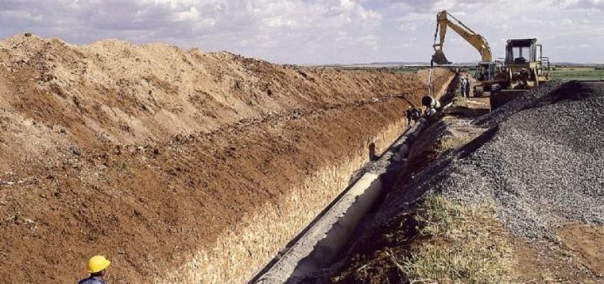 Çukurova Subor Borularıyla Tarımda Devleşiyor