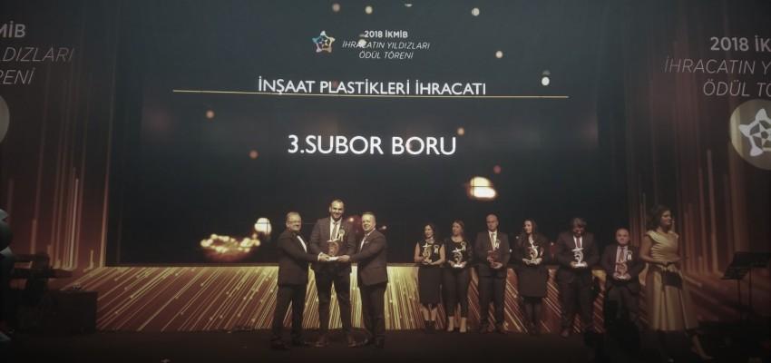 2018 İKMİB Ödül Töreni