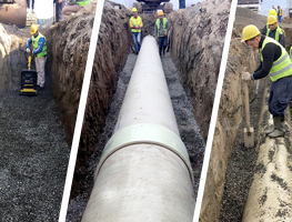 Durres Potable Water Project - Albania