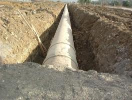 Subor Boruları Edirne'de