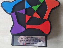 2015 Yılı CTP Boru İhracat Lideri SUBOR