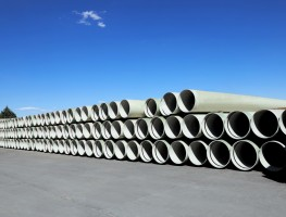 SUBOR GRP Pipes are used in Dvirula Hydroelectrical Power Plant Project in Georgia