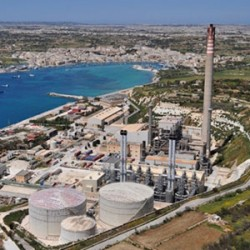 Delimara LNG Regasification