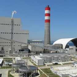 İçdaş Biga Enerji Santrali Soğutma Suyu Hattı
