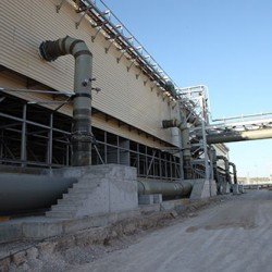 Kızıldere Geothermal Power Plant Project