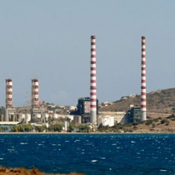 Samos Power Plant